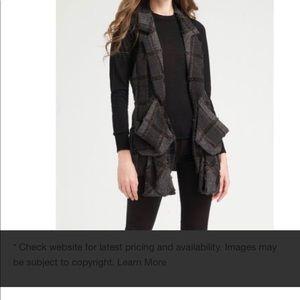 Nanette Lepore Vest Size 10
